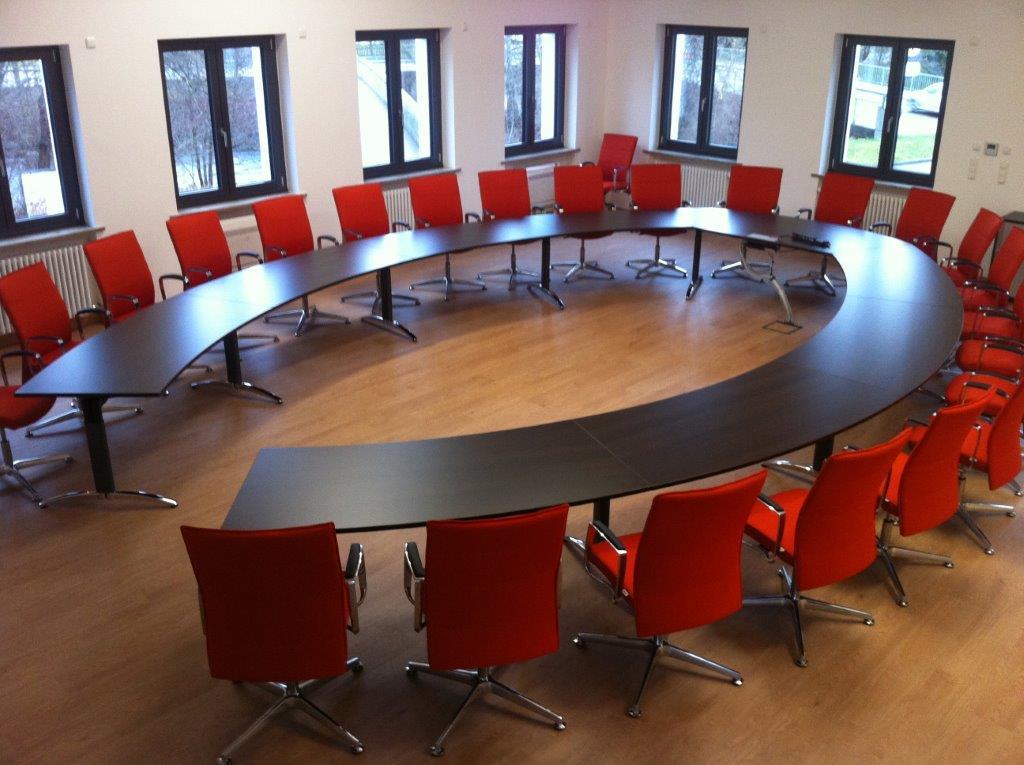 Sitzungssaal Gemeinde Emmering