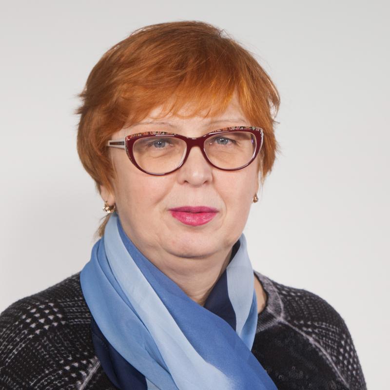 Валентина Ивановна ЕФИМОВА