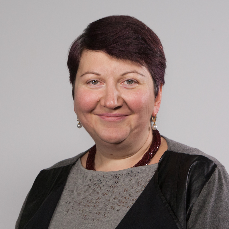 Ирина Абрамовна НИДЕРМАН, кандидат педагогических наук