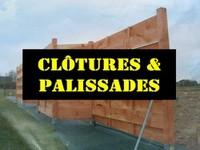 Clôtures, Palissades, Claustras