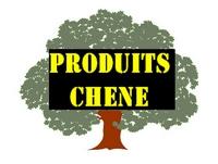 Produits en CHENE massif