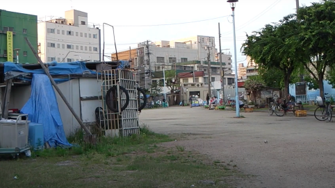 【釜ヶ崎②】あいりん地区に住む労働者の1日を紹介