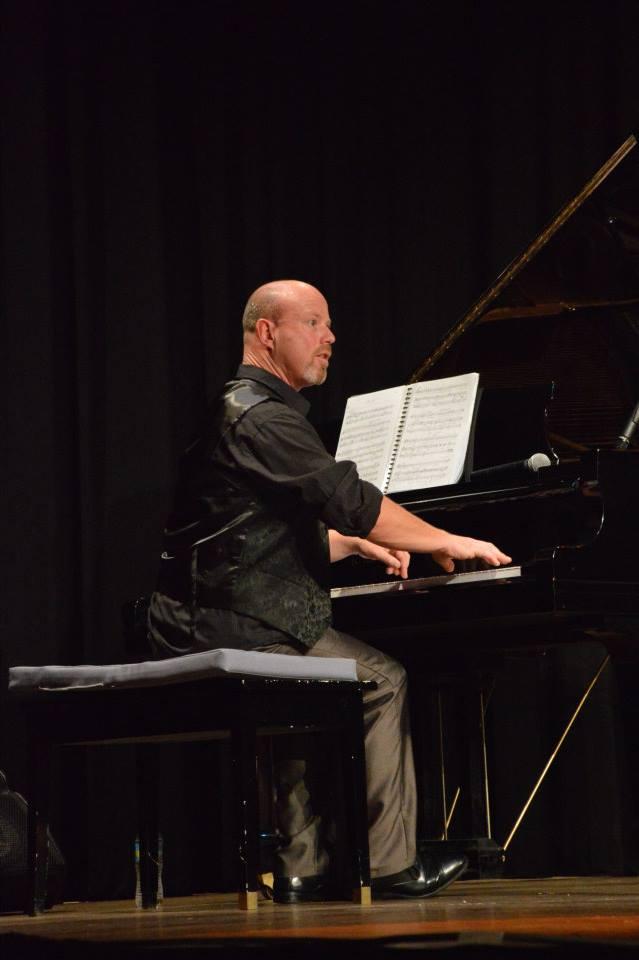 Ich durfte heute einen klasse Pianisten und sehr symphatischen Menschen persönlich kennenlernen  - Andrew.