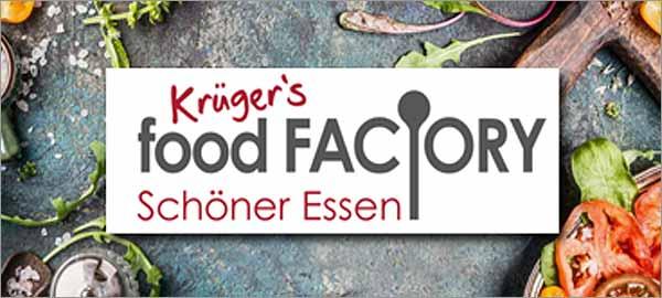 Krüger´s food Factory in Stelle