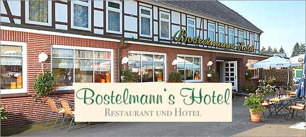 Bostelmann´s Hotel in Tostedt