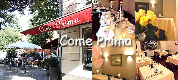 Come Prima in Hamburg