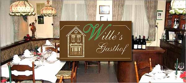 Wille´s Gasthof in Welle