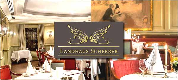 Landhaus Scherrer in Hamburg
