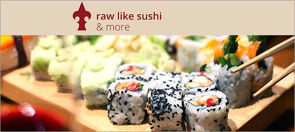 raw like sushi in Hamburg