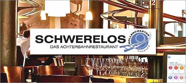 Schwerelos Restaurant in Hamburg-Harburg
