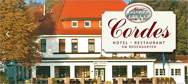 Hotel Restaurant Cordes