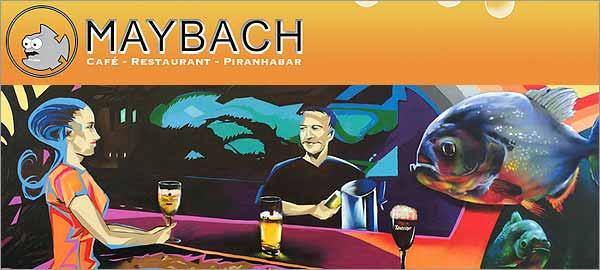 Maybach in Hamburg