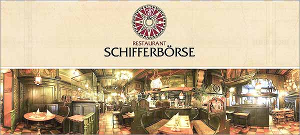 Schifferbörse in Hamburg