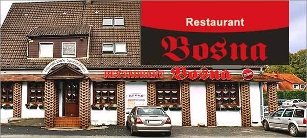 Restaurant Bosna in Buchholz