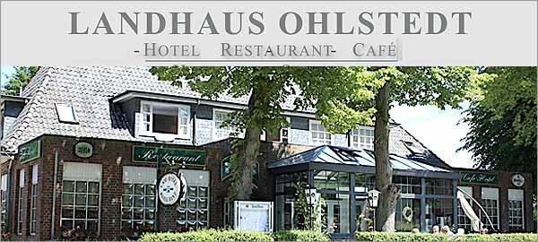 Landhaus Ohlstedt in Hamburg