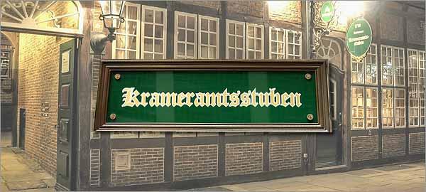 Krameramtsstuben in Hamburg