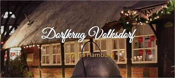 Dorfkrug in Hamburg-Volksdorf