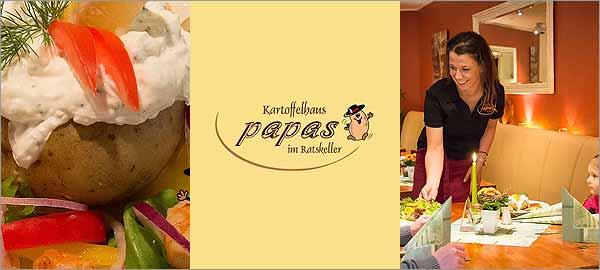 Kartoffelhaus Papas in Neu Wulmstorf