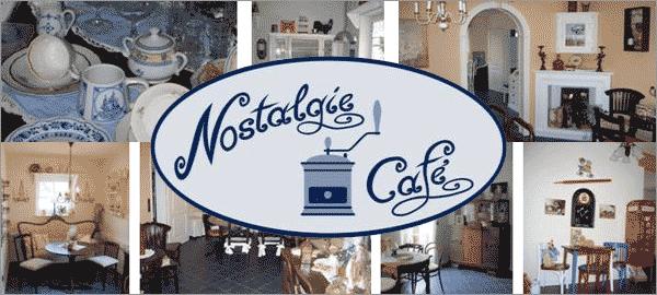 Nostalgie Café in Seevetal-Helmstorf