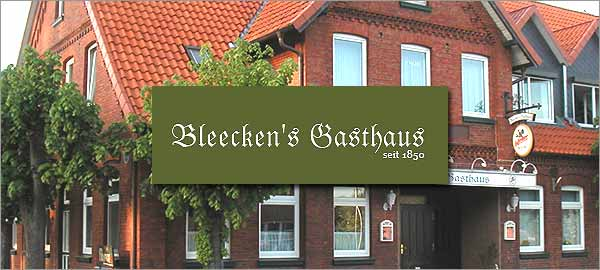 Bleecken´s Gasthaus in Toppenstedt