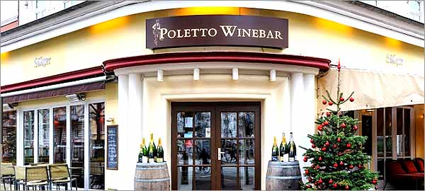 Poletto Winebar in Hamburg