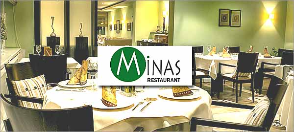 Restaurant Minas in Hamburg