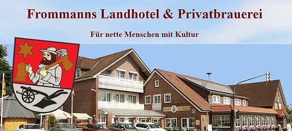 Frommanns Landhotel in Buchholz-Dibbersen