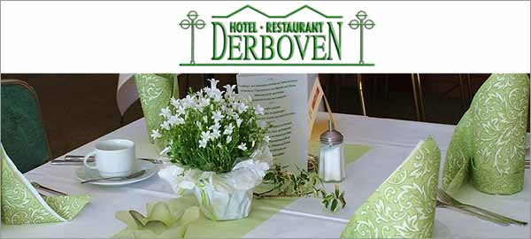 Hotel Restaurant Derboven in Seevetal