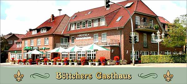 Böttchers Gasthaus in Rosengarten