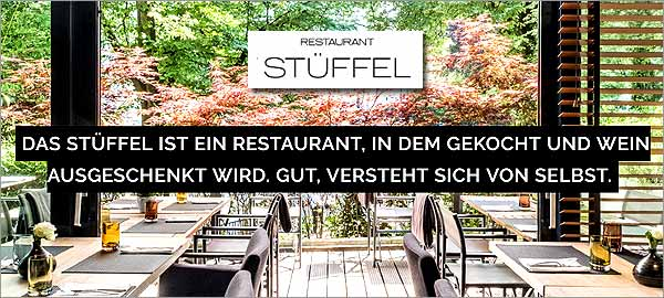 Restaurant Stüffel in Hamburg