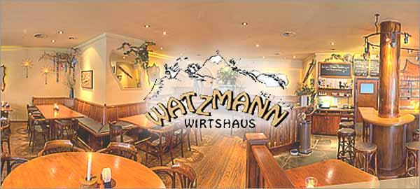 Watzmann Wirtshaus in Hamburg