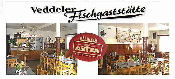 Veddeler Fischgaststätte in Hamburg