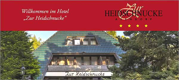 Zur Heidschnucke in Asendorf