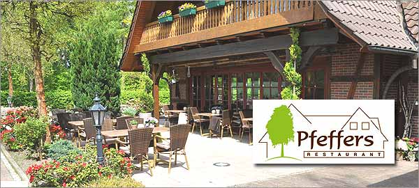 Pfeffers Restaurant in Hanstedt-Ollsen