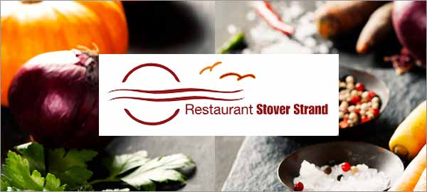 Restaurant Stover Strand in Drage