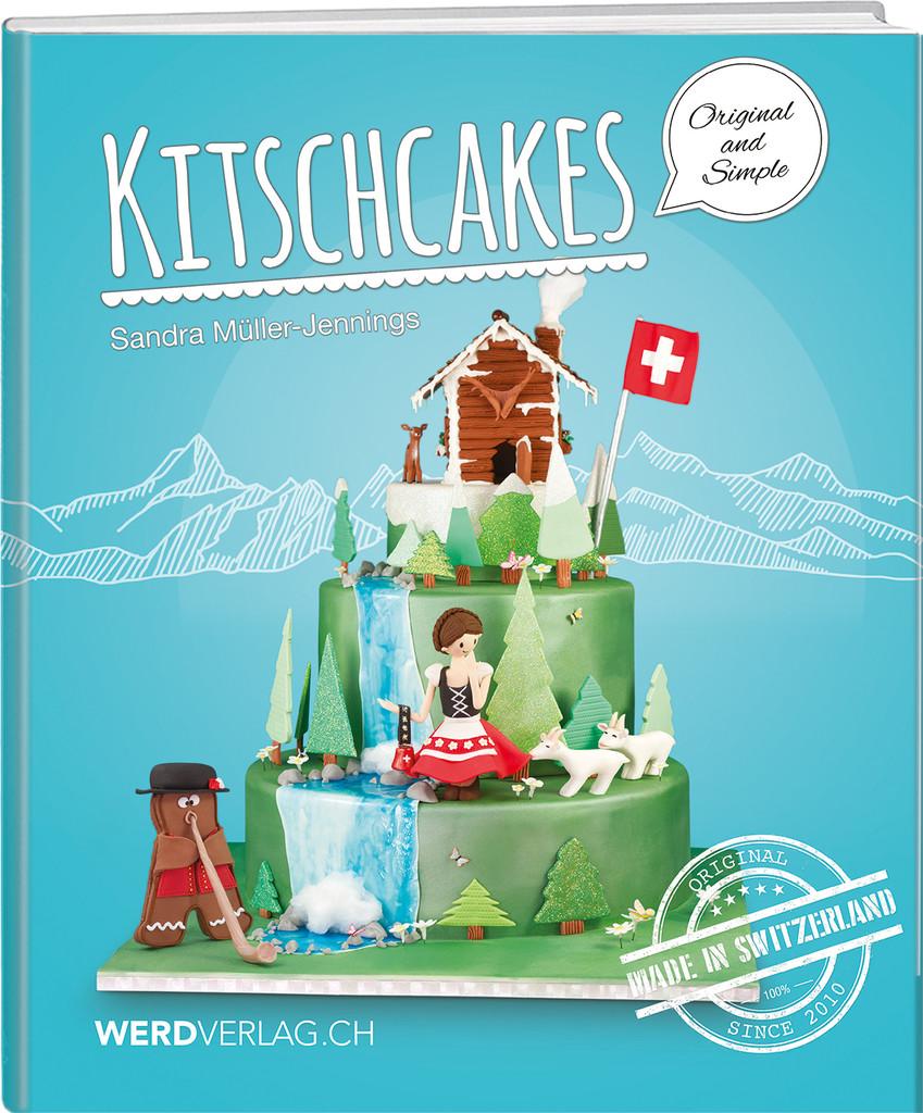 kitschcakes made in switzerland werd verlag aktuelle b cher und bestseller zu den themen. Black Bedroom Furniture Sets. Home Design Ideas