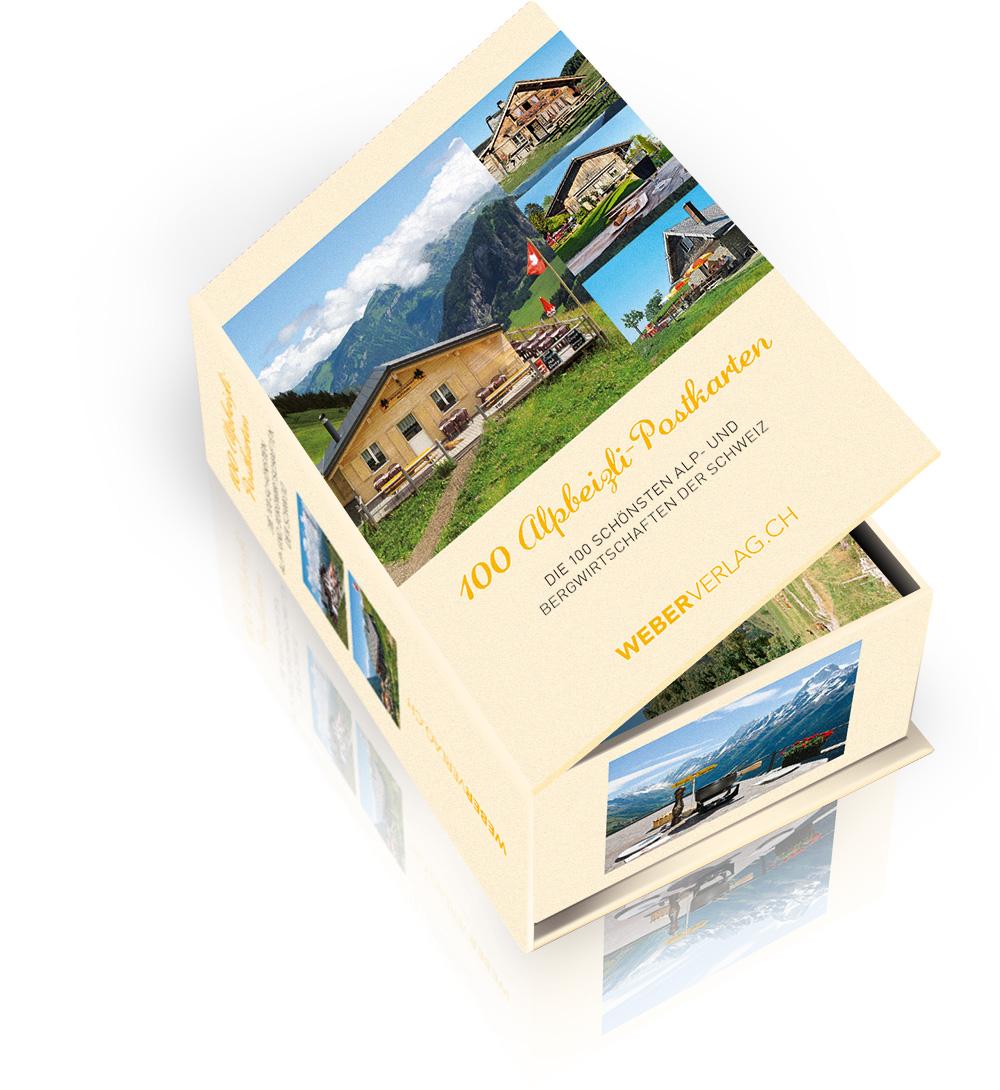 postkartenbox alpbeizli werd verlag aktuelle b cher und bestseller zu den themen kochen. Black Bedroom Furniture Sets. Home Design Ideas