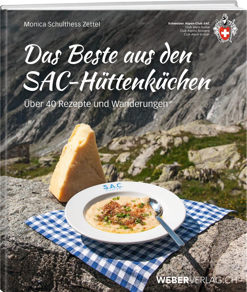 DAS BESTE AUS DEN SAC-HÜTTENKÜCHEN - Werd Verlag   Aktuelle Bücher ...