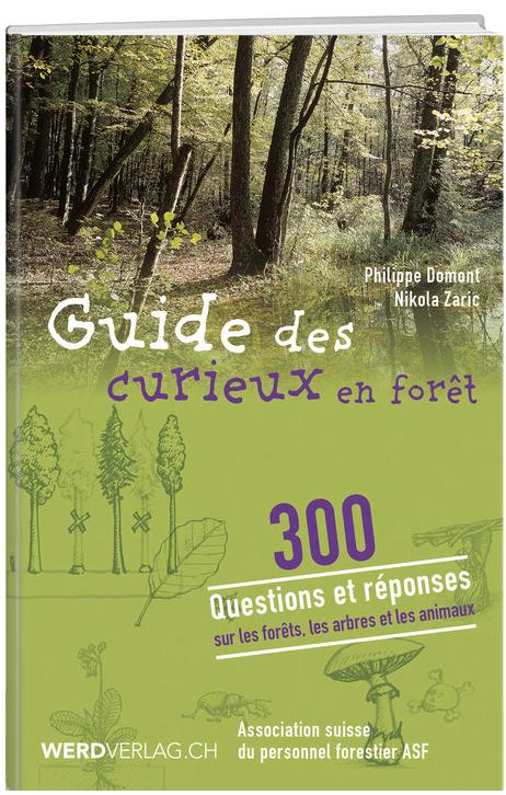 Guide Des Curieux En Forêt Werd Verlag Aktuelle Bücher Und