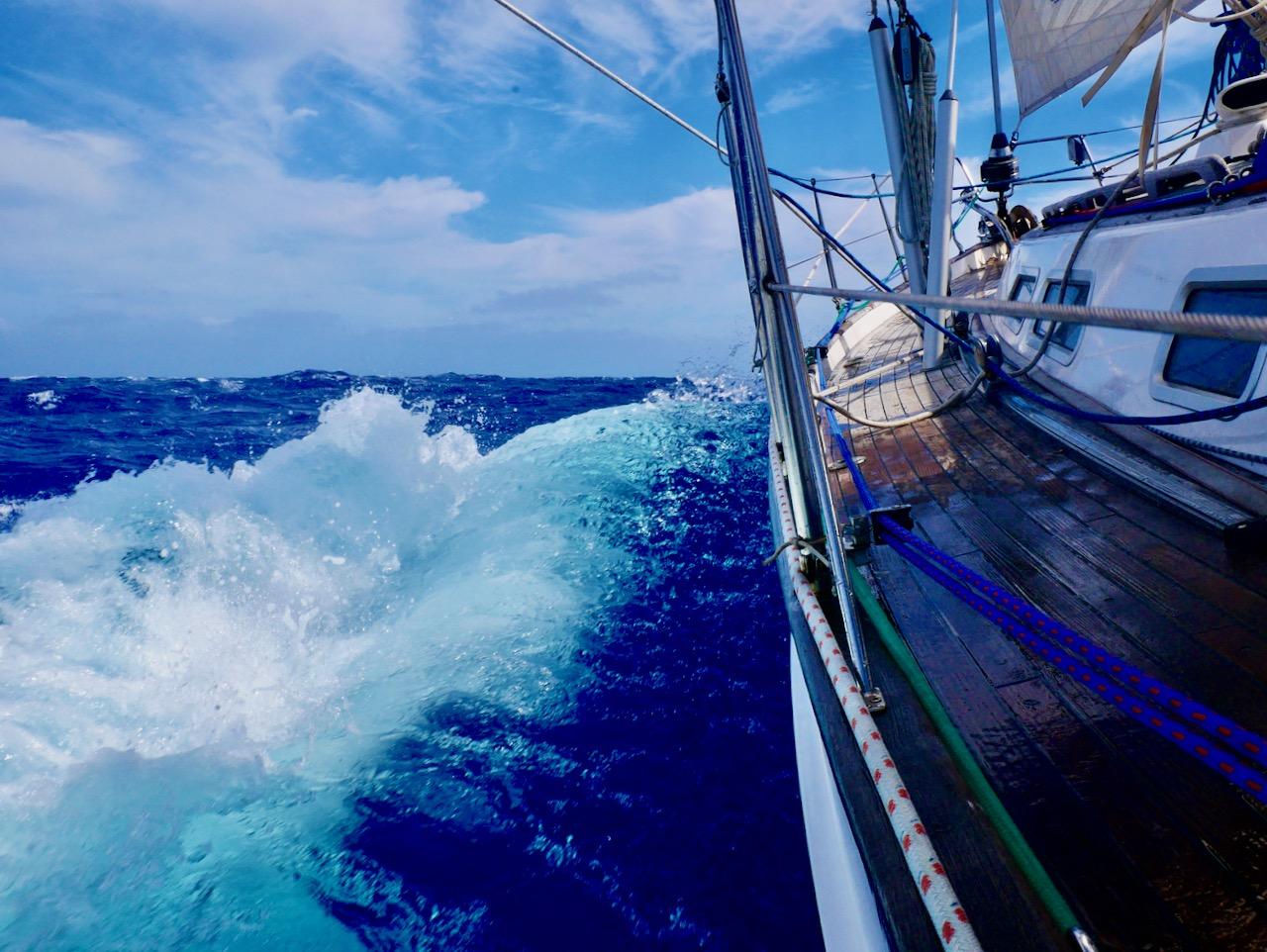 Tahiti again, boat projects AGAIN