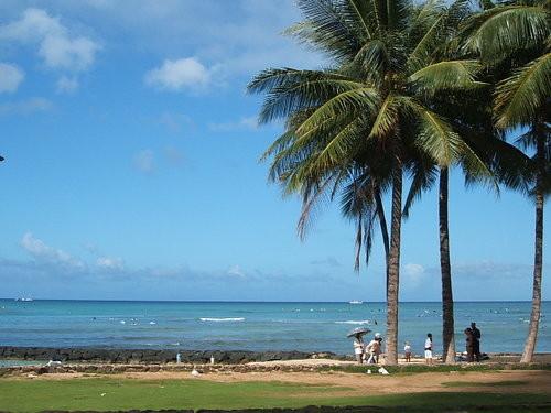 Waikiki, Hawaii, 2006