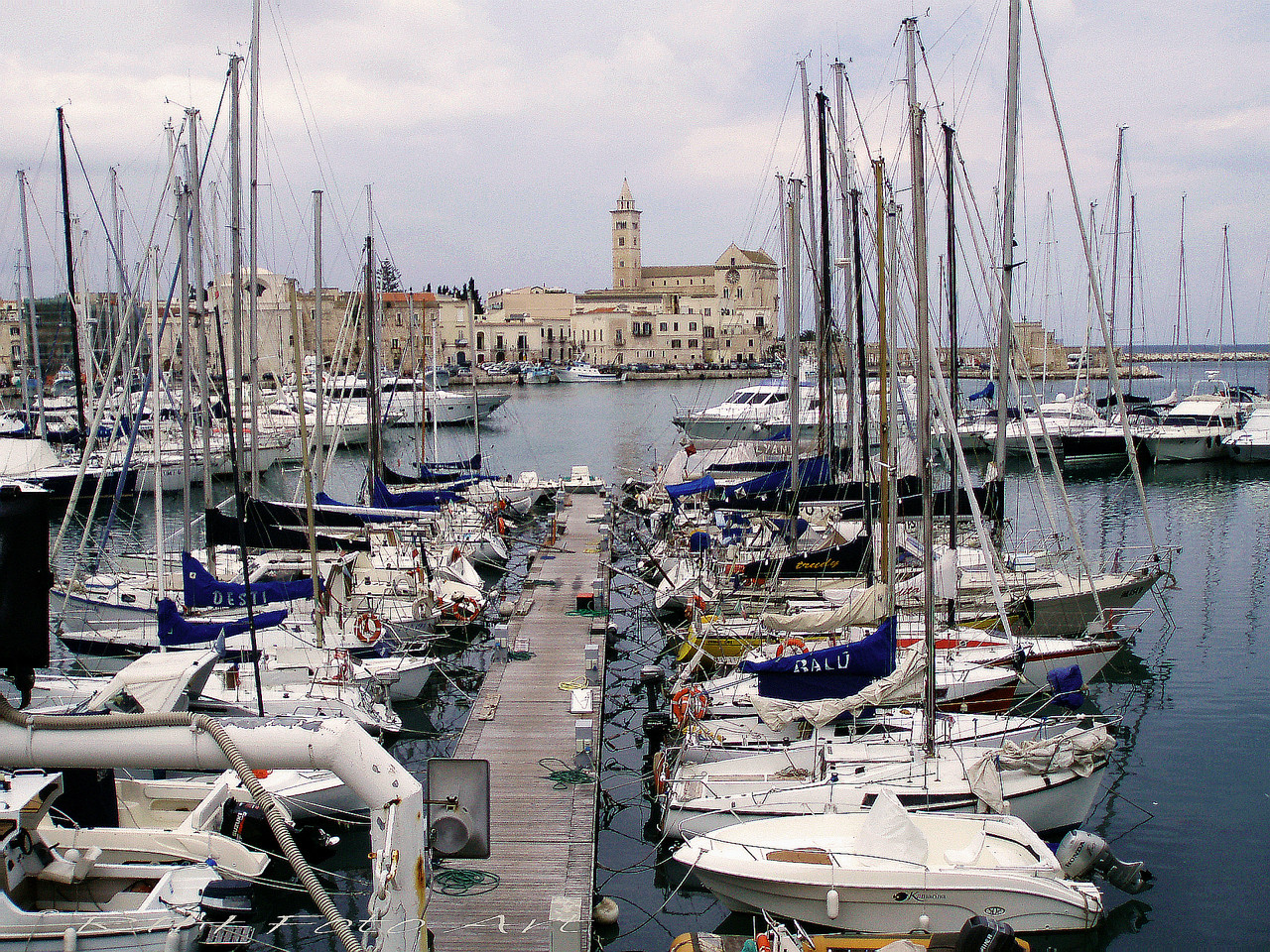 Trani Marina
