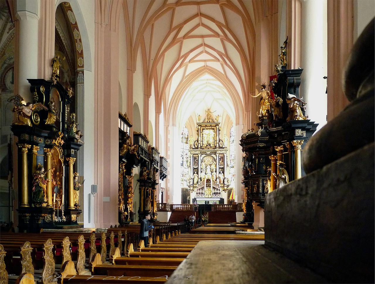 Stiftskirche  Mondsee