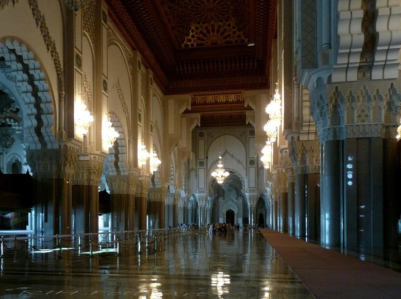 Moschee Hassan II  Marocco