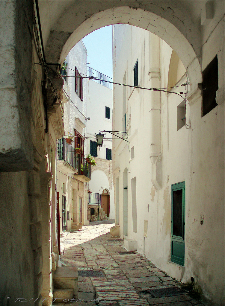 Ostuni  Apulien