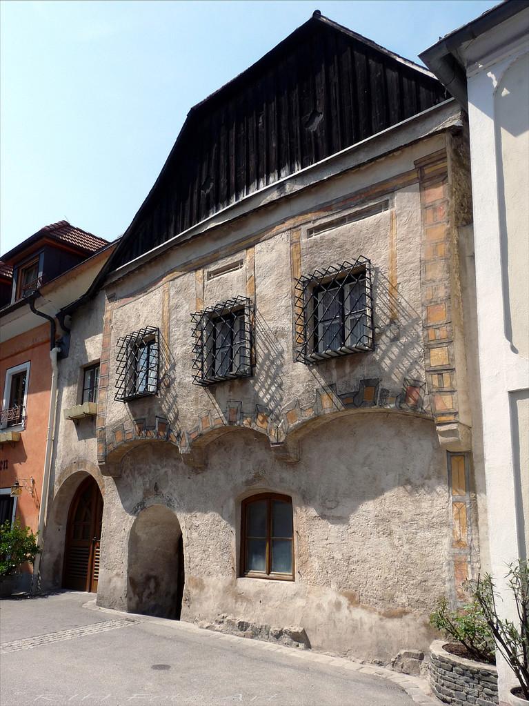 altes Winzerhaus  Wachau