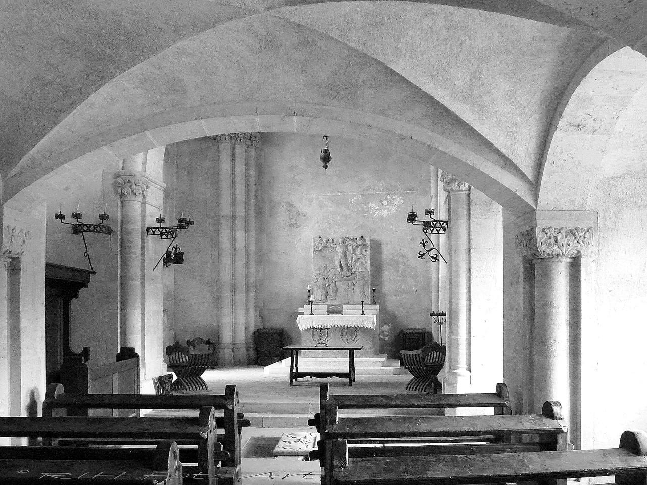 Burgkapelle HARDEGG