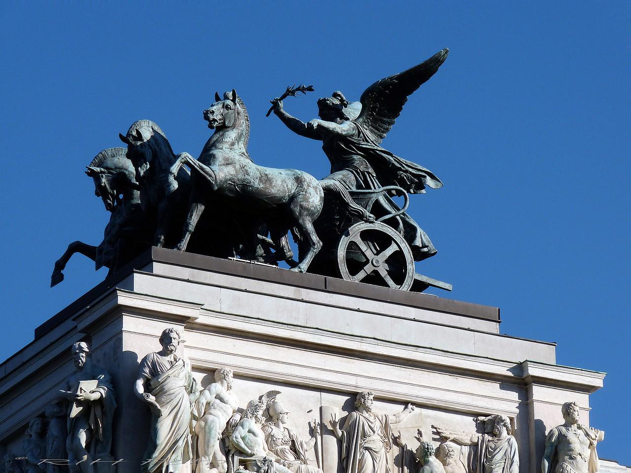Wien Parlament  Detail