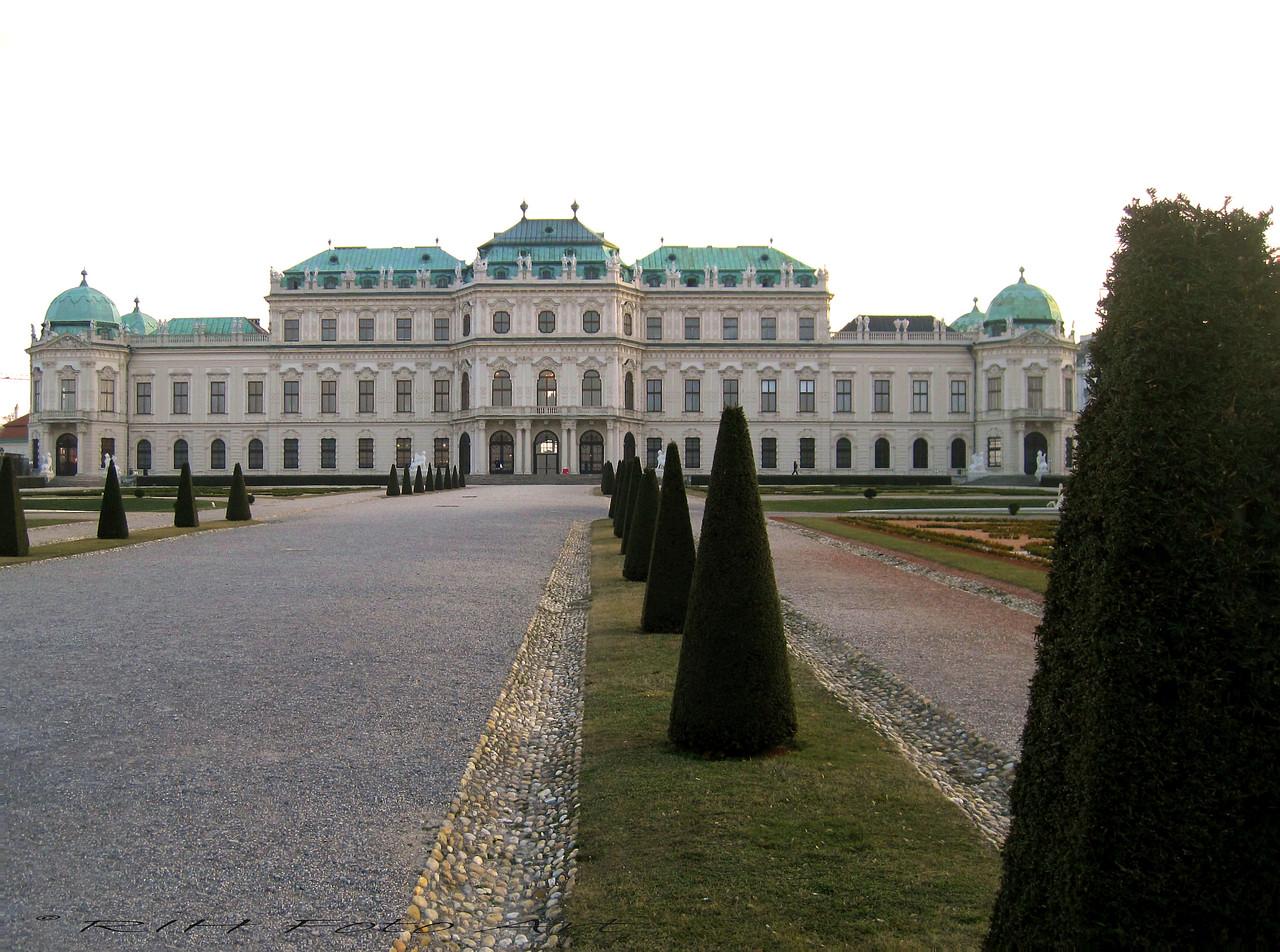 Oberes Bevedere  Wien