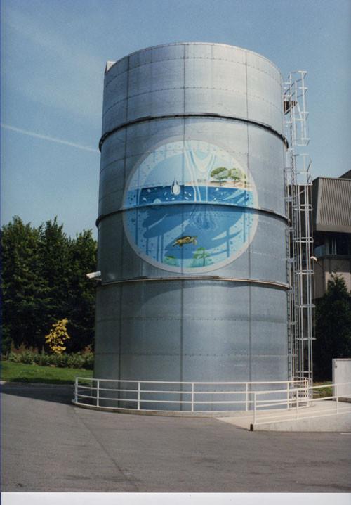 Réserve d'eau-Orléans-1992